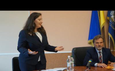 Konferencja w Żytomierzu