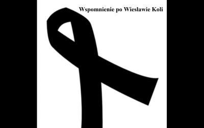 Wspomnienie o Wiesławie Matuszewskiej - Koli