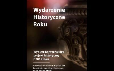 Wystawa stała Muzeum Katyńskiego w drugim etapie konkursu Wydarzenie Historyczne Roku 2015