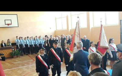 Uroczystość nadania ZSO nr 2 w Lublinie imienia Stanisławy Filipiny Paleolog